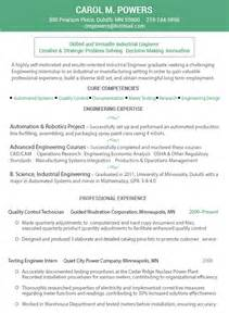 how improved resume format 2015 looks like resume format
