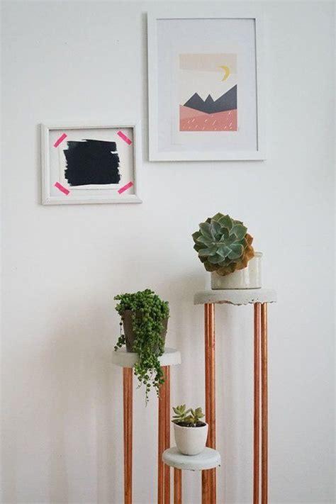 plantas ao alto suportes cantoneiras  tripes jeito