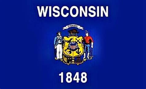 Wisconsin The 30th State by Poor William S Almanack May 29 2010 Third Of Social