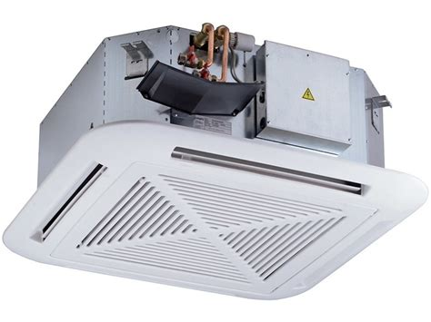 fan coil a soffitto eci idrolan ventilconvettore per controsoffitto by emmeti