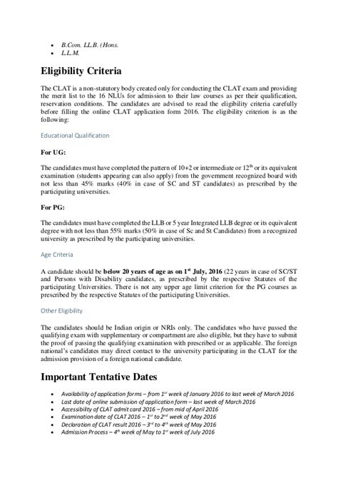 pattern of net exam 2016 clat 2016 exam pattern