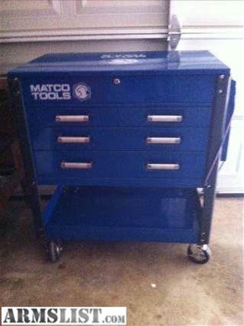 Matco 4 Drawer Tool Cart by Armslist For Trade Matco Tool Cart