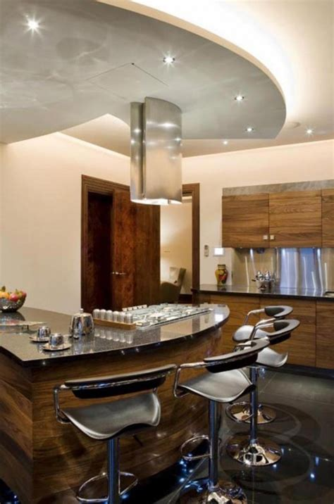 Modern Minimalist Interior Design Apartments Modern Bar Kitchen Design