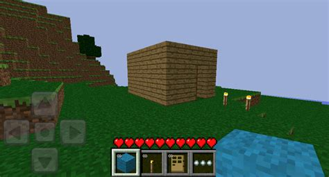 full version of minecraft on android minecraft pocket edition for android updated to 0 2