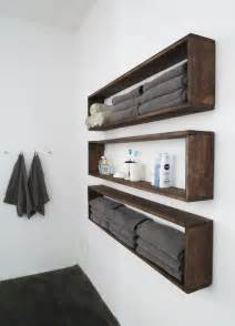 How To Make Wall Bookshelves Diy Wall Shelves In The Bathroom Tutorial Bob Vila