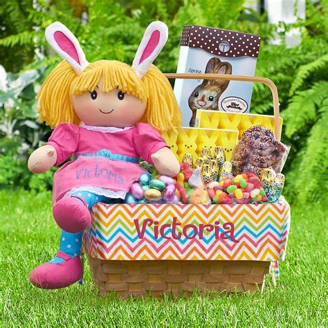 creative personalization a personalized easter basket