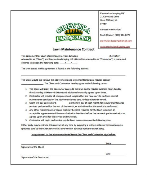 landscape estimate forms free inspirational lawn mowing bid template the heigths of landscape estimate forms free jpg