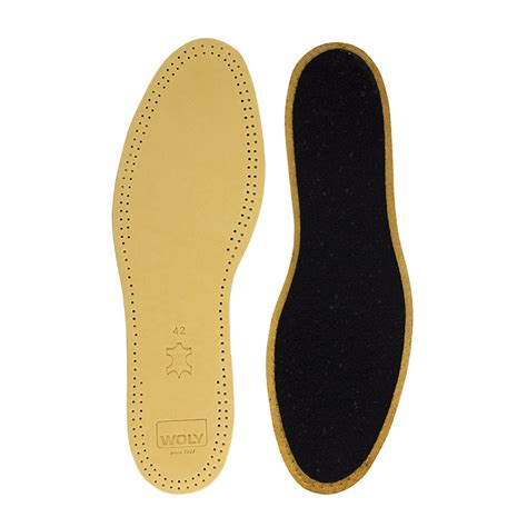 woly comfort leather insoles shoeinsoles co uk
