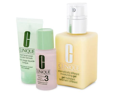 Clinique Exclusive clinique exclusive great skin starts here 3 set great