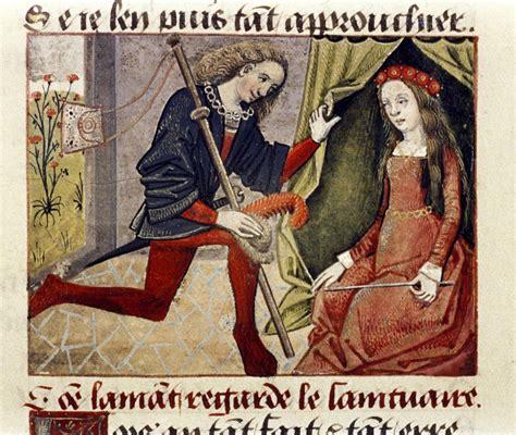 credenze medievali questioni di capelli e cappelli festival medioevo