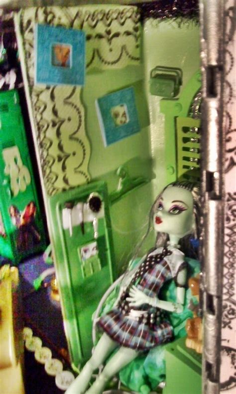 custom monster high doll house my custom mh doll house monster high fan art 21492275 fanpop
