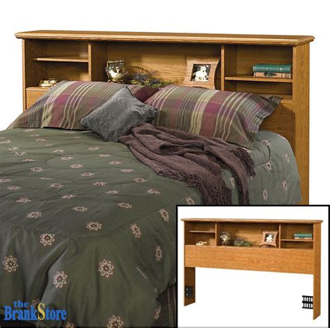 queen size headboard with shelves wood bookcase headboard full queen size bed bedroom