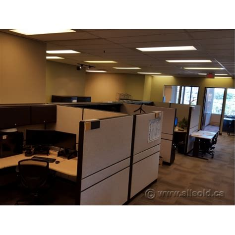teknion systems furniture workstation cubicles