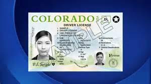 colorado driver s licenses get a new look denver news