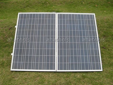 Solar L Post For Rv by Portable Solar Panels For Rv Cing Solar Power Autos Post