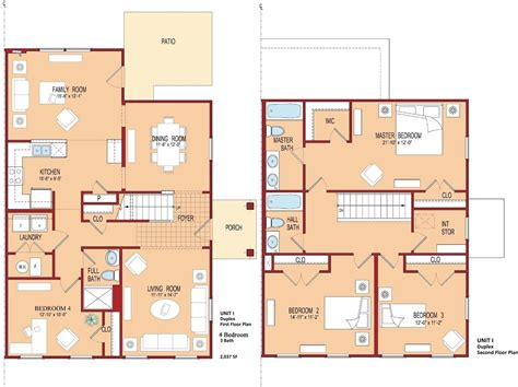 four bedroom floor plans bedroom beautiful 4 bedroom house plans and 4 bedroom