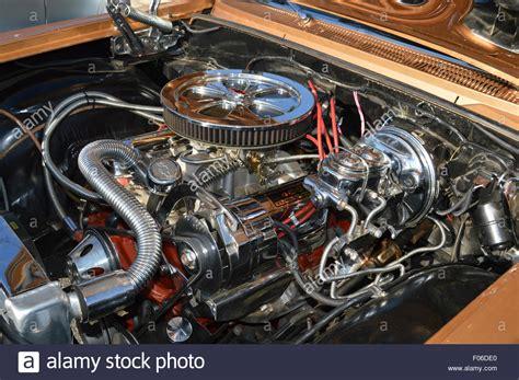 Boss Hoss Motorrad Geschwindigkeit by Chevrolet V8 Engine Stockfotos Chevrolet V8 Engine