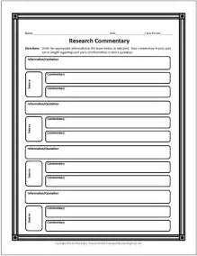 Research Paper Graphic Organizer High School by Free Graphic Organizers For Studying And Analyzing
