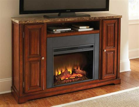 modern electric fireplace tv stand top with modern