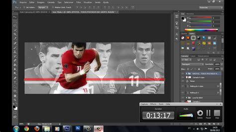 Video Aula - COMO FAZER CAPA NO PHOTOSHOP CS6 - YouTube