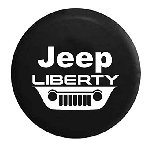 Spare Tire Covers For Jeep Liberty Oem Vinyl Black Jeep Liberty Spare Tire Cover