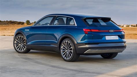 Audi Q6 by Audi Q6 H Concept To Debut In Detroit Report