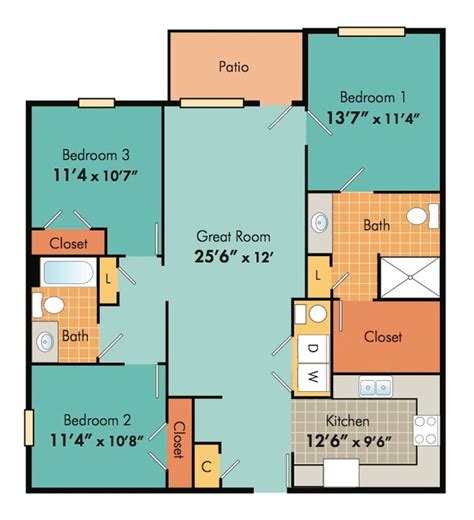 3 bedroom apartments in fayetteville nc 3 bedroom apartments in fayetteville nc parcstone