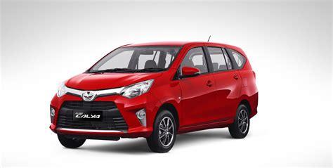Mobil Toyota Calya spesifikasi kelebihan dan kekurangan toyota calya