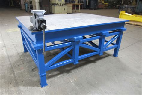 welding bench top very nice welding layout work table bench 78x60x34 quot 1