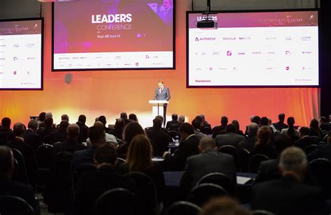 manufacturing leaders summit  bigger    manufacturer