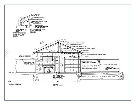 kennel floor plans future kennel plans for labonte canine services