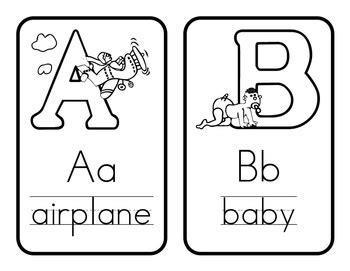 printable alphabet flash cards black and white free black and white alphabet cards by mr mosley s