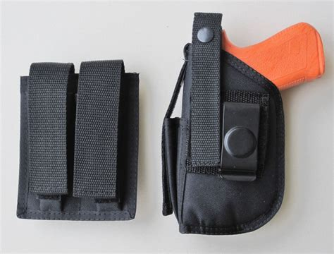 glock 22 tactical light holster magazine pouch combo for glock 17 22 31 37 with