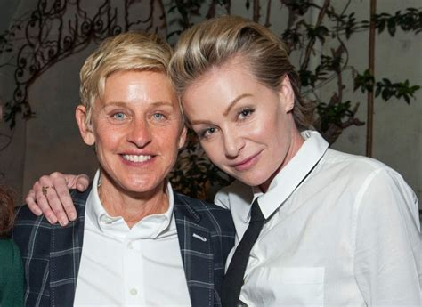 portia de and degeneres degeneres and portia de allegedly