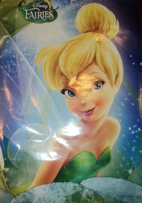 Disney Fairies Tink disney fairies poster tinkerbell quot tink quot pan size print new ebay