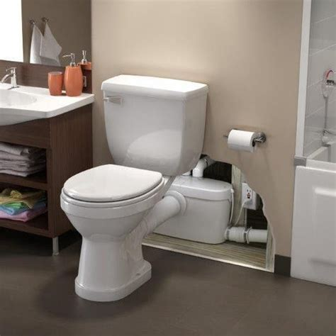 toilets with pumps for basements 17 best ideas about upflush toilet on basement
