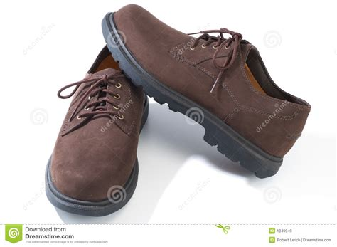rugged casual boots rugged casual shoes royalty free stock images image 1349949