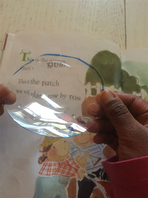 How To Make A Magnifying Glass Out Of Paper - diy magnifying glass green kid crafts official site