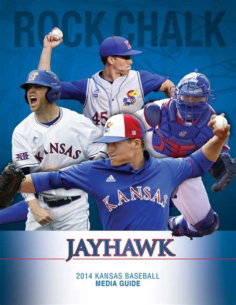 Orgnize by Issuu 2014 Kansas Baseball Media Guide By Kansas Jayhawks