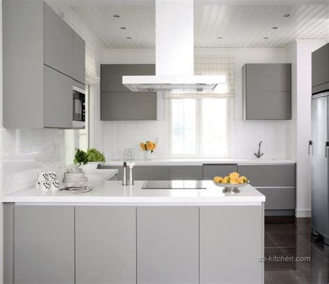 Lacquer Kitchen Cabinets modern petg matte kitchen cabinet design will make you