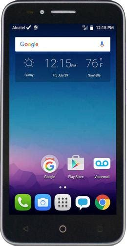 Hp Alcatel Onetouch Conquest freedompop alcatel onetouch conquest 4g lte with 8gb memory cell phone w 500mb of data 200