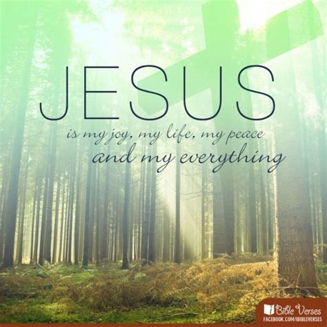 jesus is my jesus is my everything quote picture