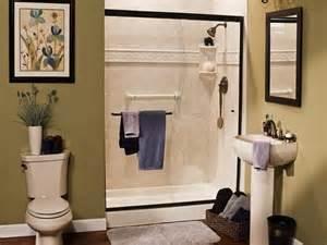 Bathroom Shower Door Bath Updates How To Enhance Updated Bathrooms Designs