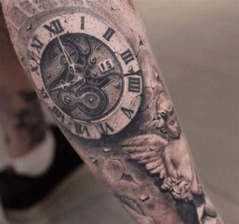 imagenes tatuajes reloj tatuajes de relojes de arena antiguos y bolsillo fotos