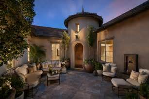 Mexican Decorating Ideas For Home camelot reserve mediterranean patio phoenix by