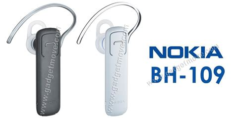 Headset Bluetooth Nokia Original 100 original nokia bh 109 bluetooth end 6 1 2017 12 00 am