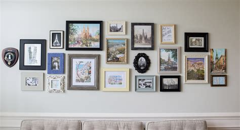 display gallery 9 creative ways to display vacation souvenirs