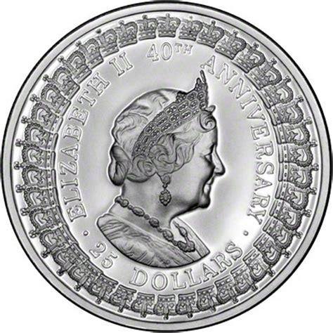 twenty five dollars 1992 australian royal ladies four coin silver proof set