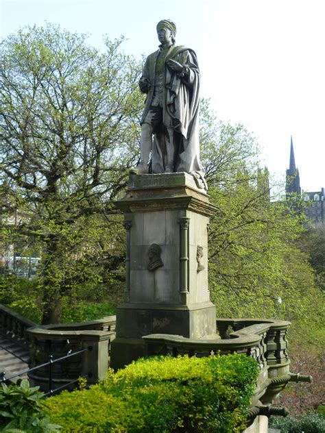 a compendium of edenburg and edenburg classic reprint books file allan ramsay statue edinburgh jpg wikimedia commons