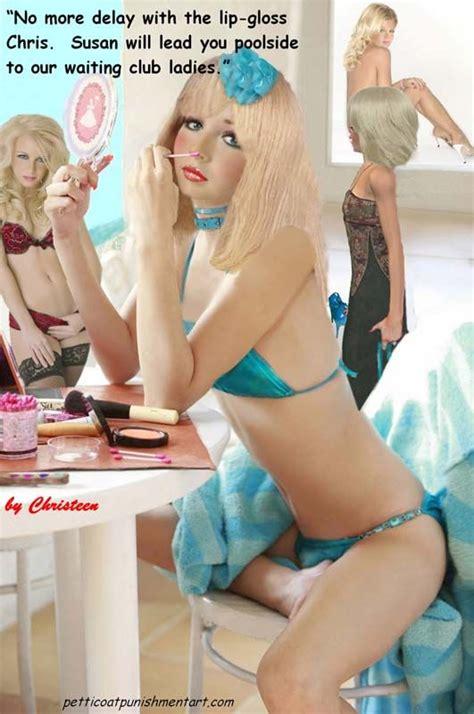 christeen sissy art captions 50 best sissy christeen images on pinterest sissy boys